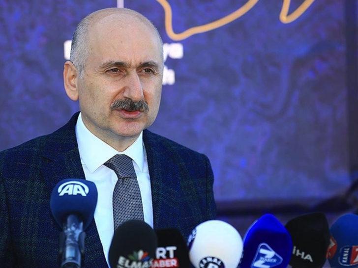 Son Dakika: Bakan Karaismailoğlu açıkladı! İstanbul'a iki yeni raylı sistem hattı daha