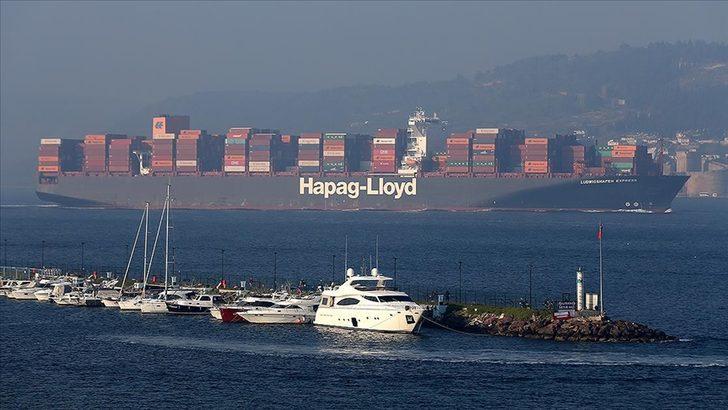 Çanakkale Boğazı, 8 saat tek yönlü gemi trafiğine kapatıldı