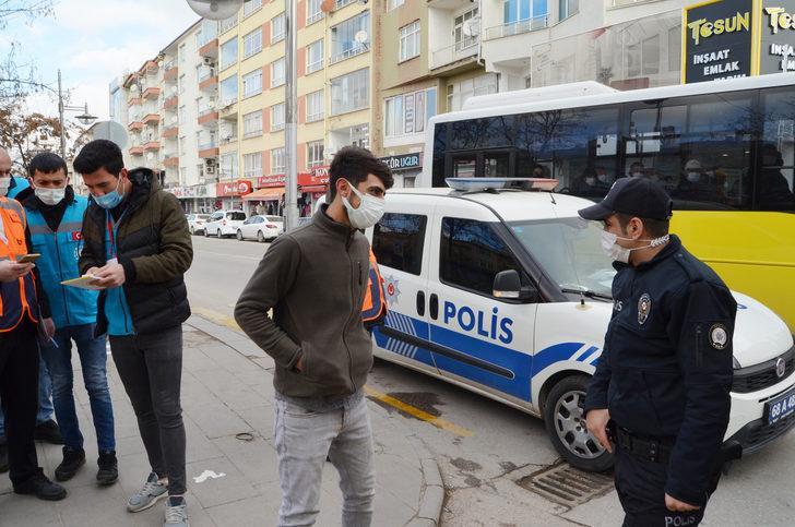 Polisleri sahte HES koduyla kandırmaya çalışmış! Yakayı ele verdi