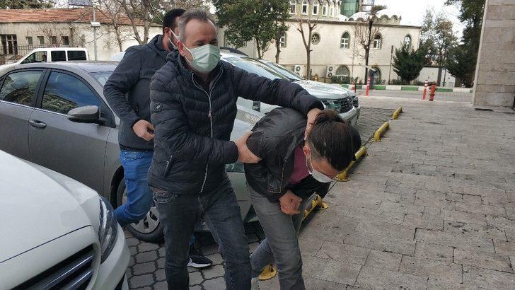 Samsun'da 2 kişi uyuşturucu ticaretinden adliyeye sevk edildi