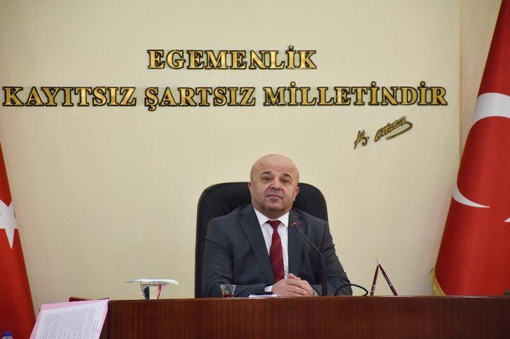 Karabük İl Genel Meclis Toplantısı yapıldı