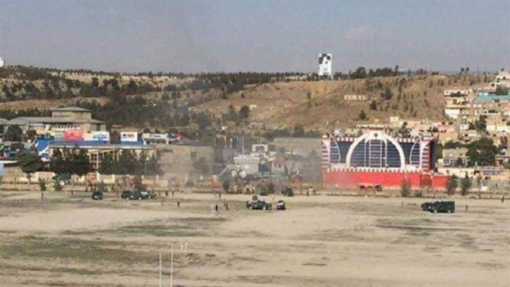 Son dakika! Kabil'deki stadyumda maç esnasında patlama