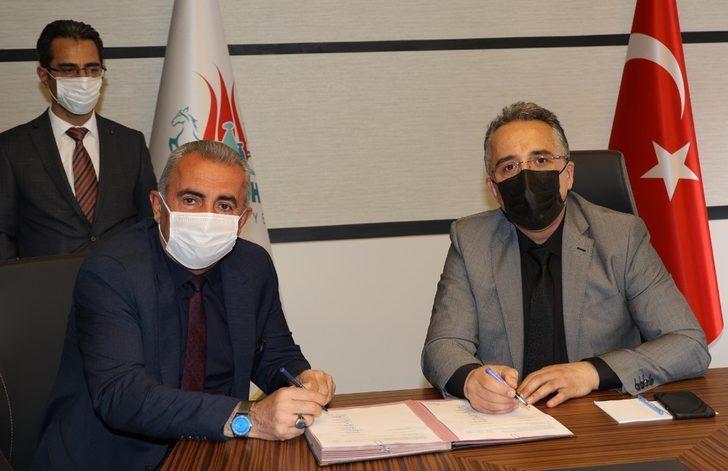Nevşehir Belediyesinde toplu sözleşme imzalandı