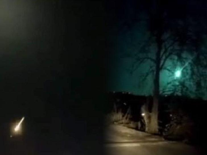 İstanbul'da görülen ışın saçan cismin ne olduğu ortaya çıktı