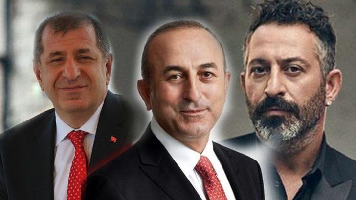 Ümit Özdağ'dan, Mevlüt Çavuşoğlu'na flaş yanıt: Cem Yılmaz işsiz kalacak