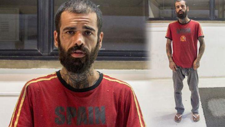 Brezilya'da hırsızlıktan yakalanan Sedat Doğan'ın tükeniş hikayesi