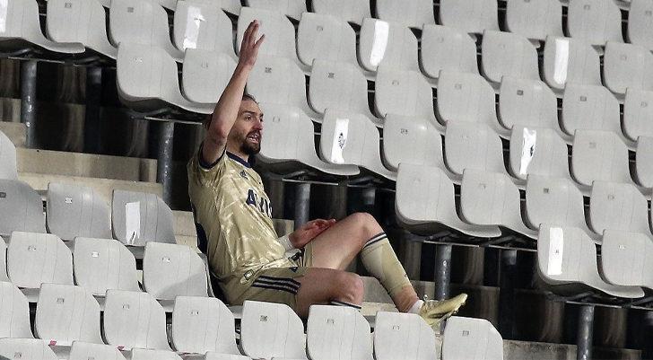 SON DAKİKA! Fenerbahçe'de Caner Erkin antrenmana katılmadı