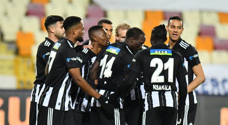 Yeni Malatyaspor-Beşiktaş: 0-1