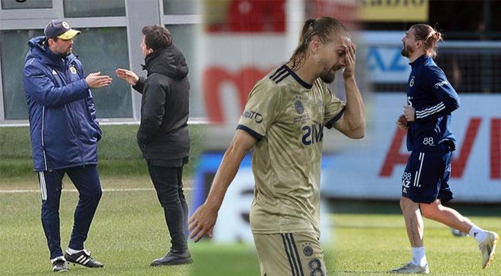 Fenerbahçe'den tarihi karar! 8 oyuncuya ceza