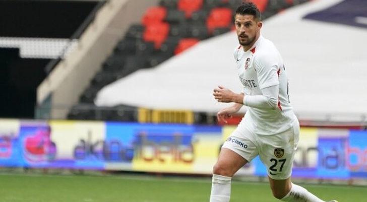 Gaziantep FK'dan Mirallas'a ceza geliyor!