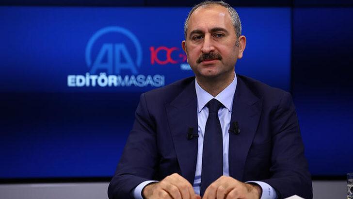 Adalet Bakanı Abdulhamit Gül'den yeni anayasa mesajı