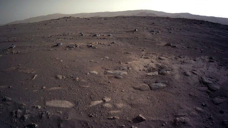 Mars: NASA'nın uzay aracı Perseverance Kızıl Gezegen'den detaylı yeni görüntüler gönderdi