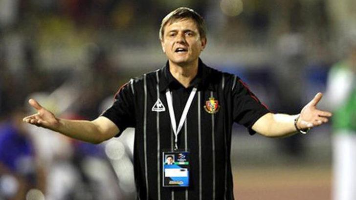 Sırbistan'ın yeni teknik direktörü Dragan Stojkovic