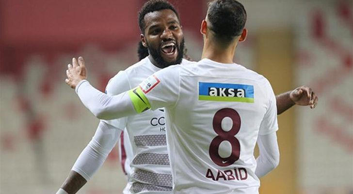 Galatasaray Rayane Aabid transferini bedavaya bitirdi!