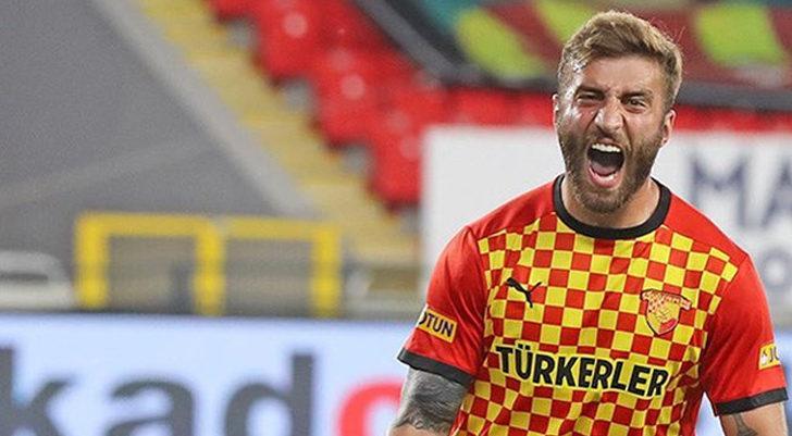 Galatasaray'dan yeni sezonun ilk transferi Alpaslan Öztürk