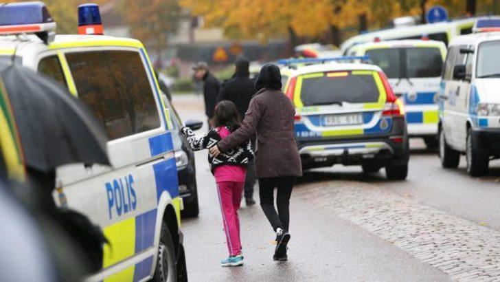 Son Dakika! İsveç'te bıçaklı saldırı: 8 yaralı