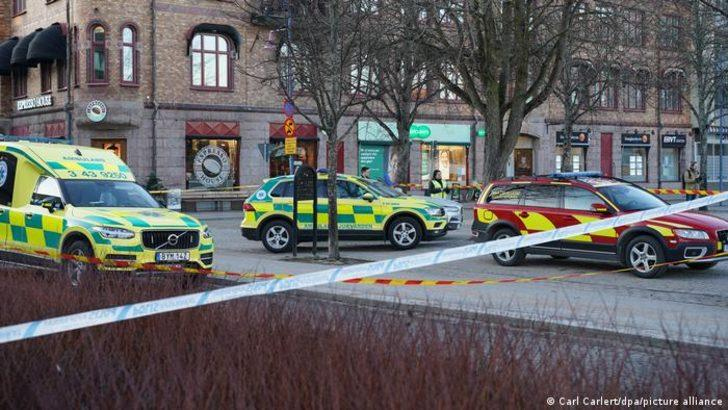 İsveç'te saldırı: Sekiz yaralı