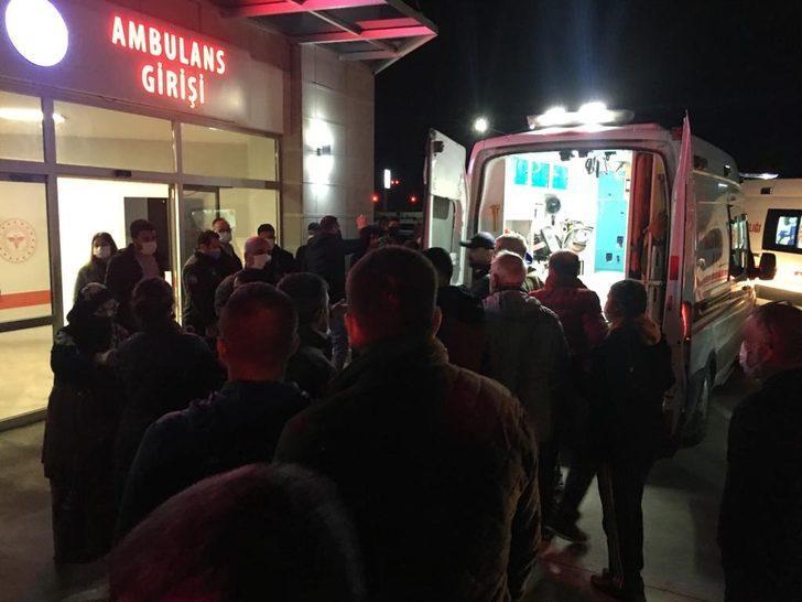 Adana'da zili çalan saldırganlar, kapıyı açan adama kurşun yağdırdı