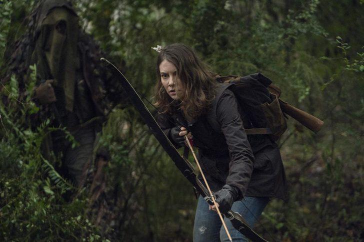 The Walking Dead'in Maggie'sinin Negan'la da görülecek bir hesabı var