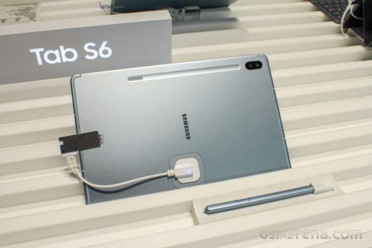 Galaxy Tab S6, Android 11 güncellemesine kavuşuyor