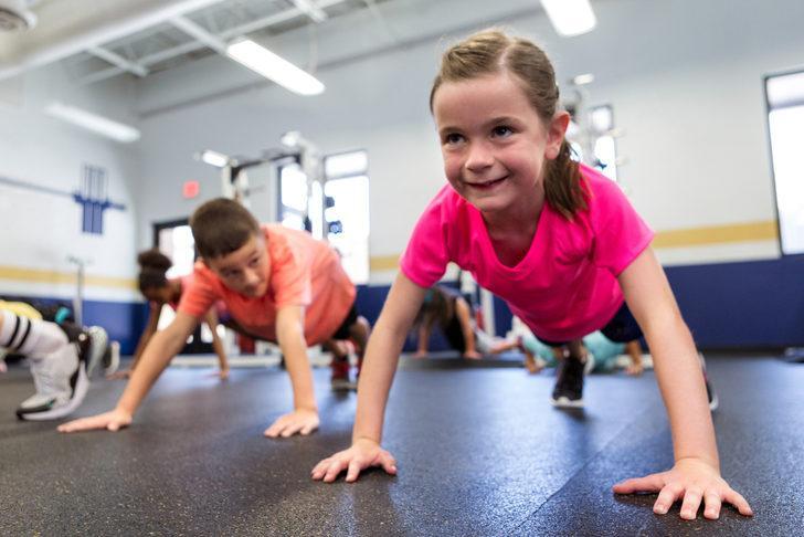 Çocukları spora yönlendirirken yaş aralığına dikkat!