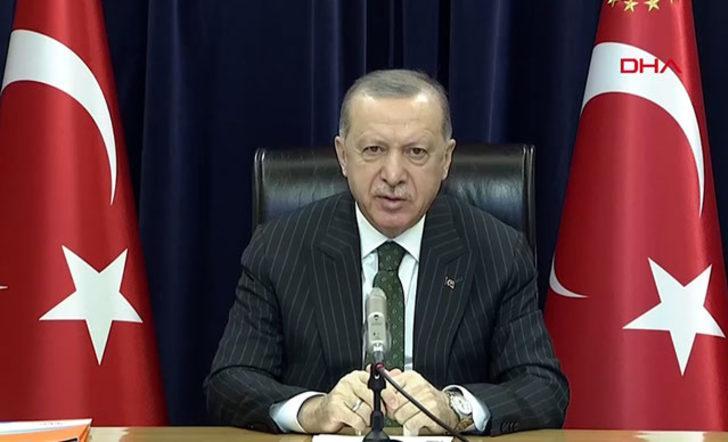 Son Dakika! Cumhurbaşkanı Erdoğan'dan çok sert sözler: Türkiye'nin geleceğinde bu partiye yer yok