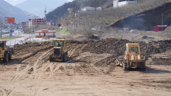 Ortahisar'ın ek hizmet binası Akoluk'a yapılacak