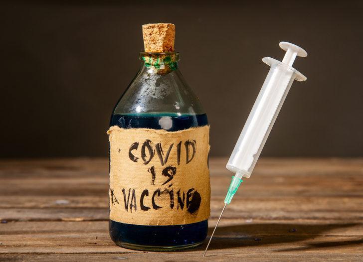 Interpol devreye girdi: Sahte aşı operasyonu!