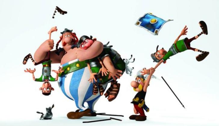 Sevenlerine müjdeyi verdi! Asterix 3D animasyon serisi yeniden çekilecek