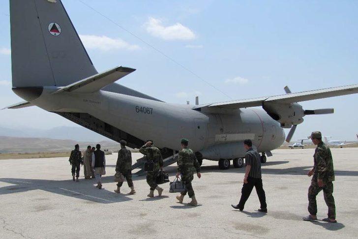 Pentagon hurdaya çıkan uçaklara milyonlarca dolar ödedi!