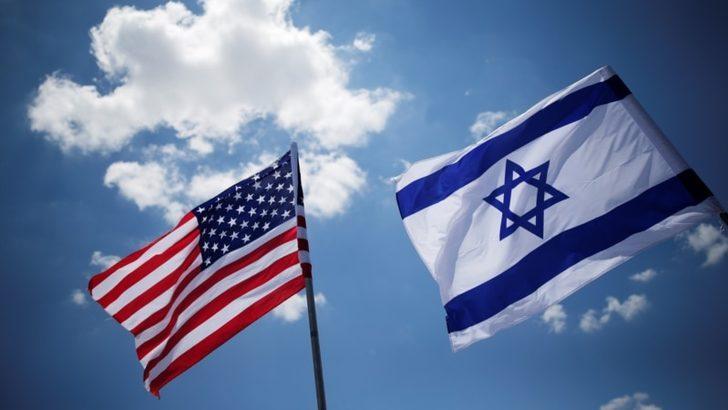 ABD'den ''İsrail'in Güvenliğine Bağlıyız'' Mesajı