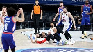 Anadolu Efes CSKA karşısında şov yaptı