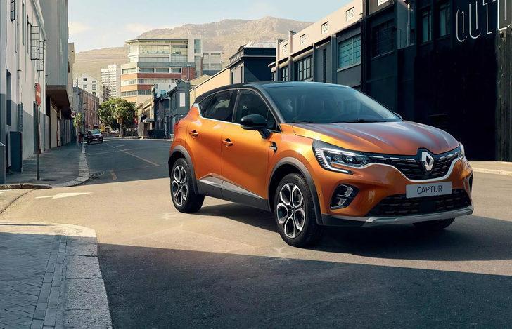 Renault Captur 2021 fiyat listesi | Yeni yıla özel kampanya