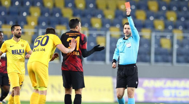 PFDK, Mostafa Mohamed'e 1 maç ceza verildiğini açıkladı