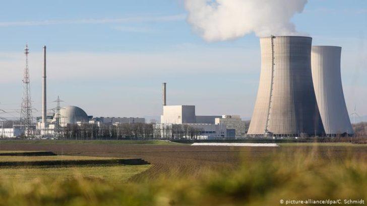 Almanya'dan 2,4 milyar euroluk nükleer tazminat