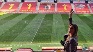 Galatasaray'ın stadının son hali tepki çekti!