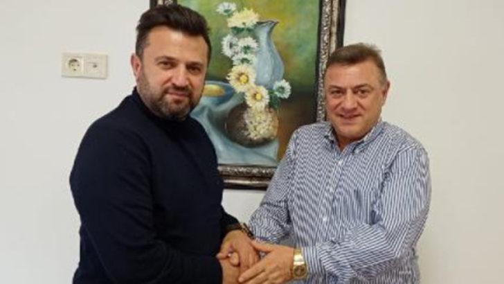 Çaykur Rizespor, Bülent Uygun ile el sıkıştı
