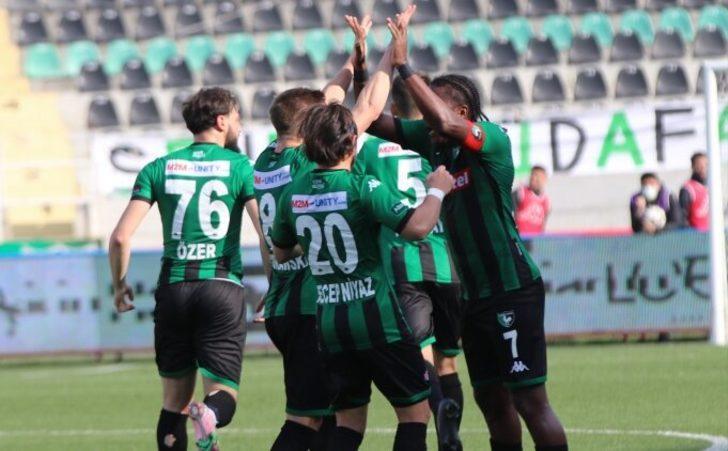 ÖZET | Denizlispor 3-2 Yeni Malatyaspor