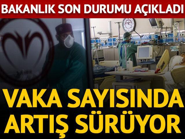 Sağlık Bakanlığı açıkladı: İşte 6 Mart koronavirüs tablosu
