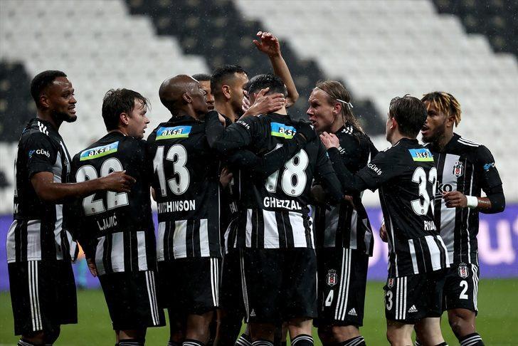 ÖZET   Beşiktaş 2-1 Gaziantep FK