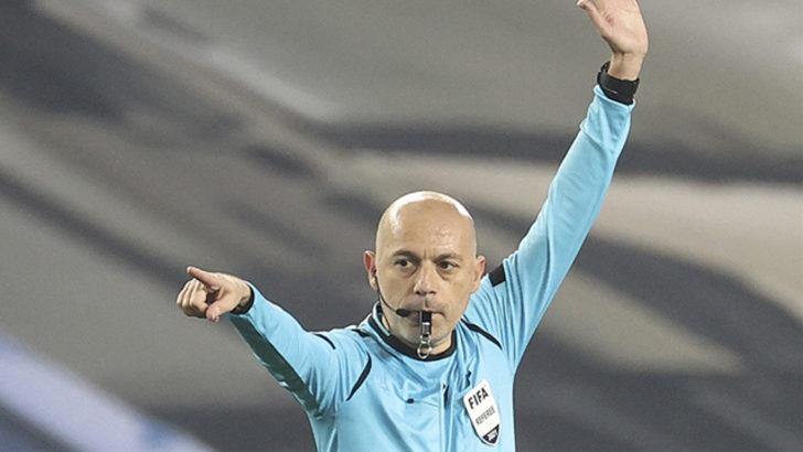 Cüneyt Çakır, Borussia Dortmund - Sevilla maçını yönetecek
