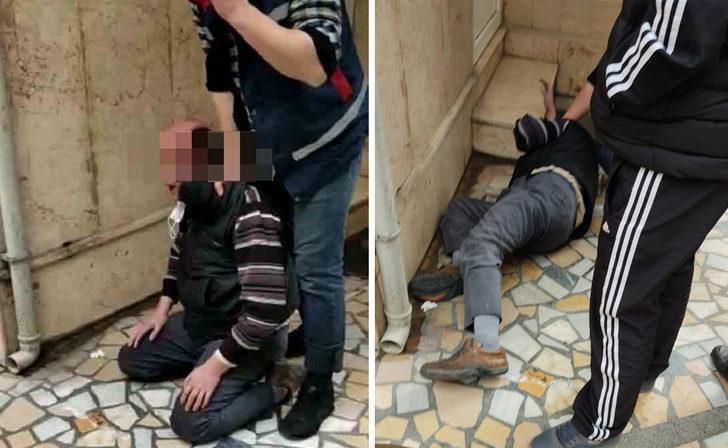 Bursa'da iğrenç olay! Küçük kız çocuğunu taciz ederken yakaladılar