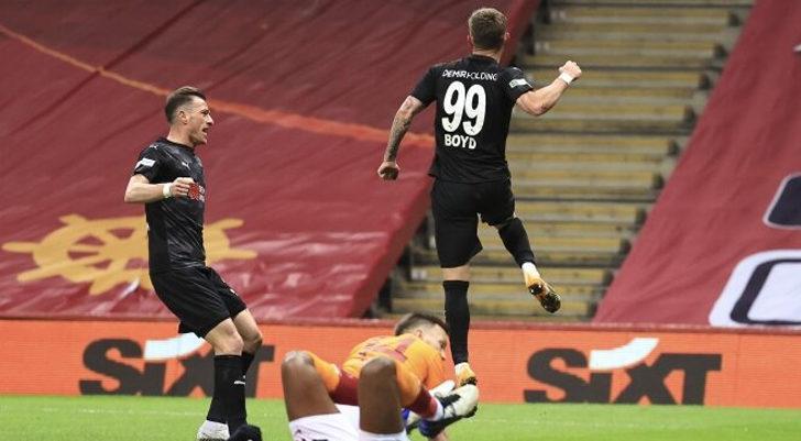 Tyler Boyd: Beşiktaş için de önemliydi