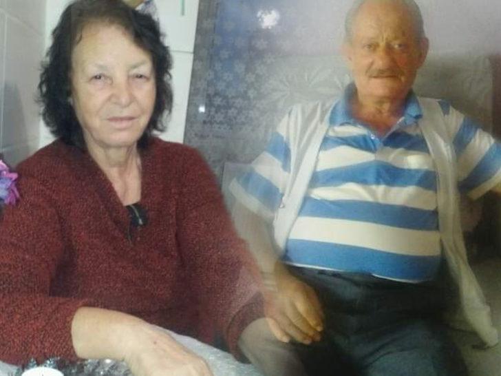 İzmir'de sobadan zehirlenen yaşlı çift hayatını kaybetti