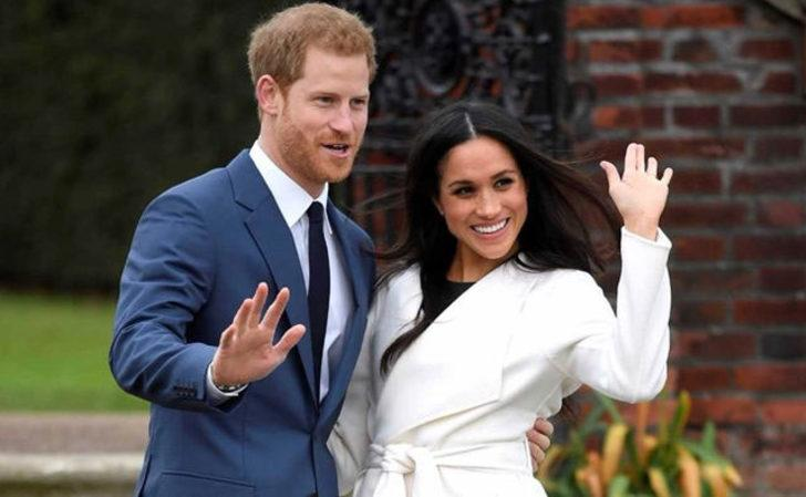 Meghan Markle ve Prens Harry'den çok konuşulacak açıklamalar