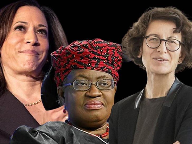 Dünya bu yıl kadınların gücünü konuştu!