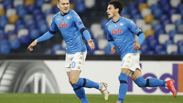 Napoli, dört dörtlük galibiyet