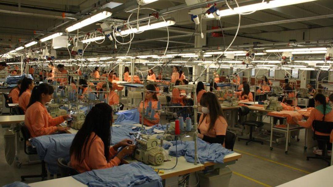 Konfeksiyon işçisi 1.350
