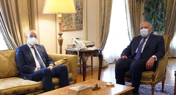 Mısır-Türkiye arasındaki ilişki Yunanistan'ı korkuttu!