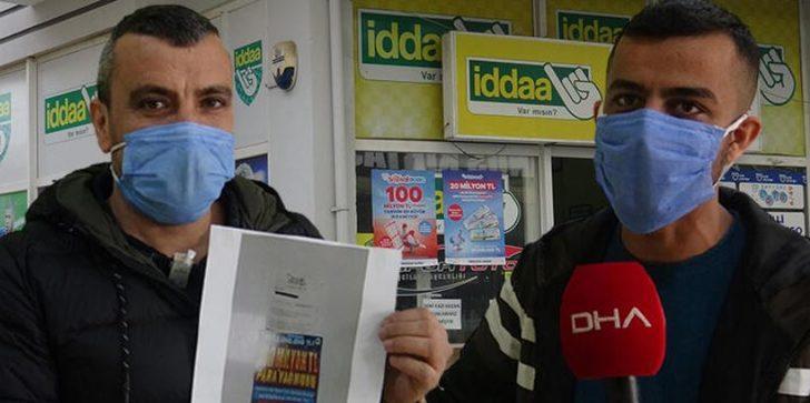 Aydın'ın konuştuğu olay! Kazı Kazan'dan 2 milyon liralık büyük ikramiye kazandı